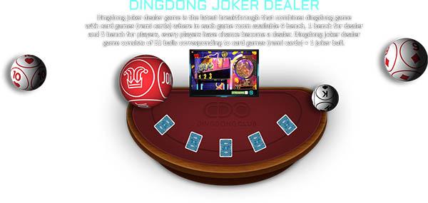 Dingdong Joker Dealer